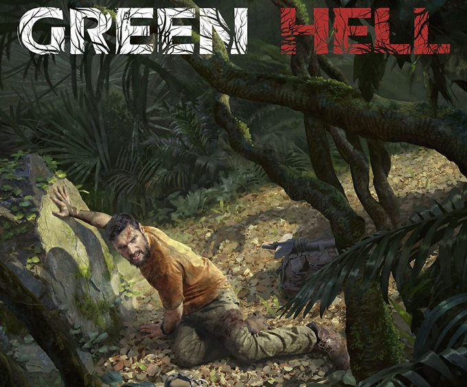 『Green Hell』PCゲーム
