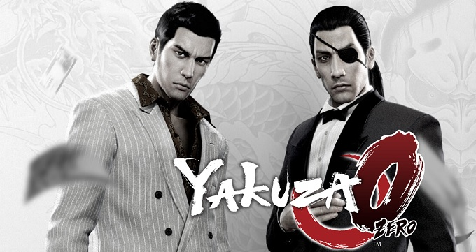 『Yakuza 0』PCゲーム2